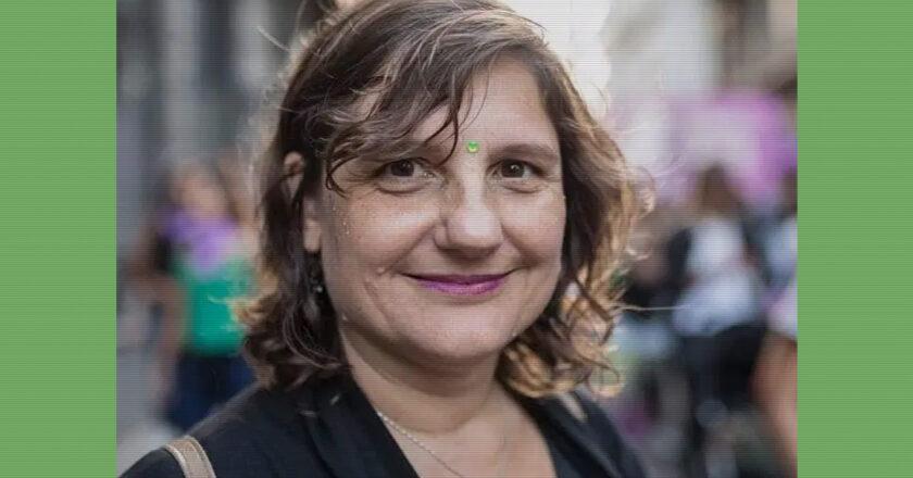 Sonia Tessa: A barrer el piso del local del partido no volvemos más