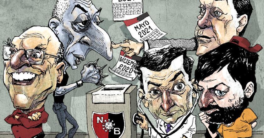 Otra fecha difícil para Newell's: crisis política y sin elecciones hasta el año que viene