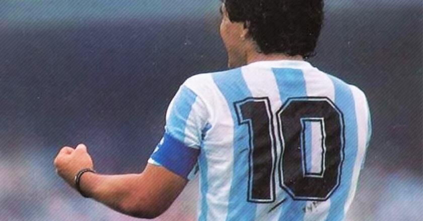 Diego Armando Maradona, el sueño del pueblo argentino