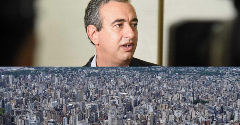 Pasión por la altura: Javkin se aleja de las ideas urbanísticas del socialismo
