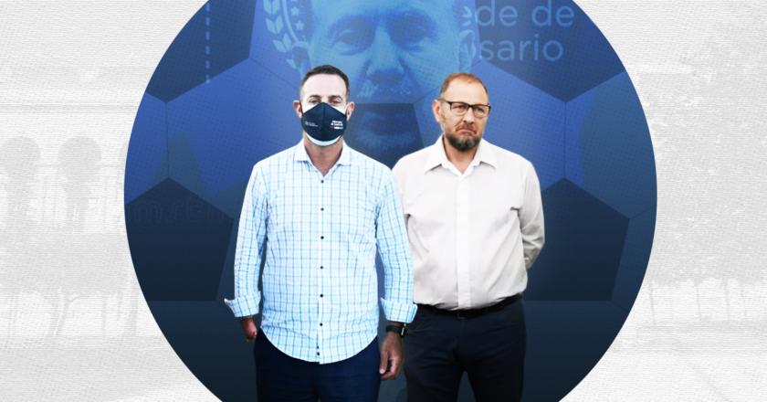 """Sukerman y Corach, los zagueros de Perotti para el """"diálogo"""" y las reformas"""