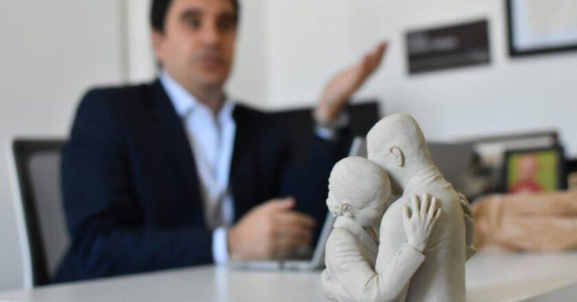 Eduardo Toniolli, el nombre del que se empezó a hablar para el gabinete de Perotti