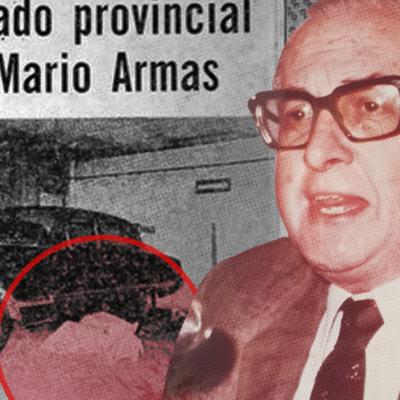La verdad sobre el asesinato de Armas: mafia en la Justicia, impunidad y olvido