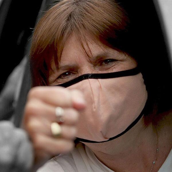 Patricia Bullrich llega a Santa Fe en señal de apoyo al sector mayoritario del PRO