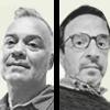 Daniel Abba y Ricardo Petunchi